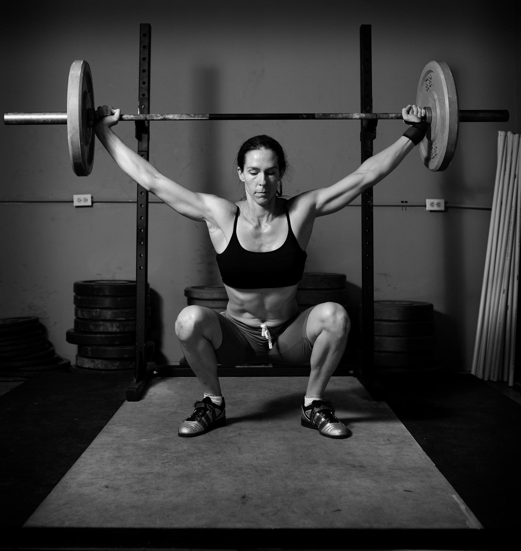olympisches gewichtheben