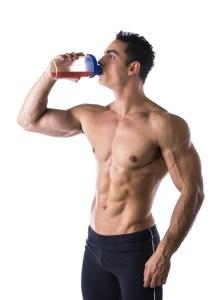 Protein für den Muskelaufbau