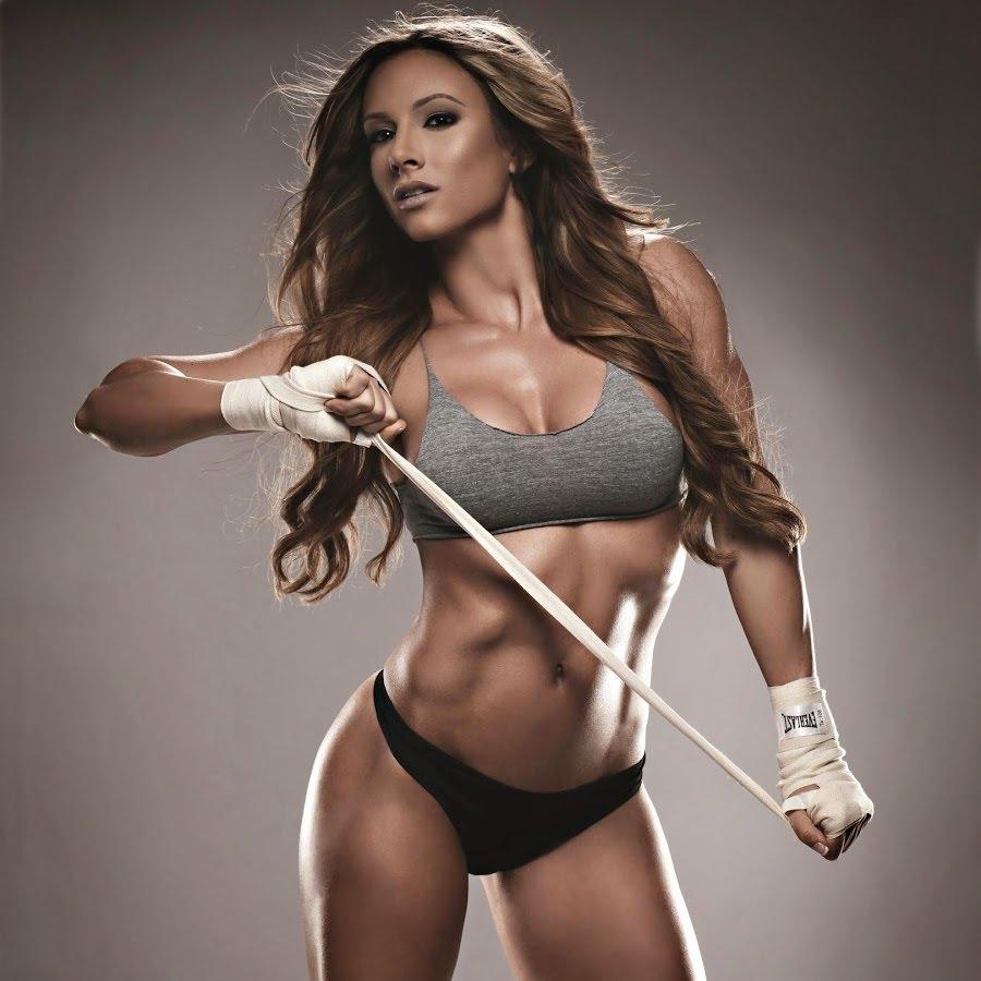 Wie viel Muskelmasse können Frauen aufbauen?