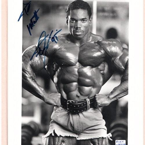Flex Wheeler Bodybuilder