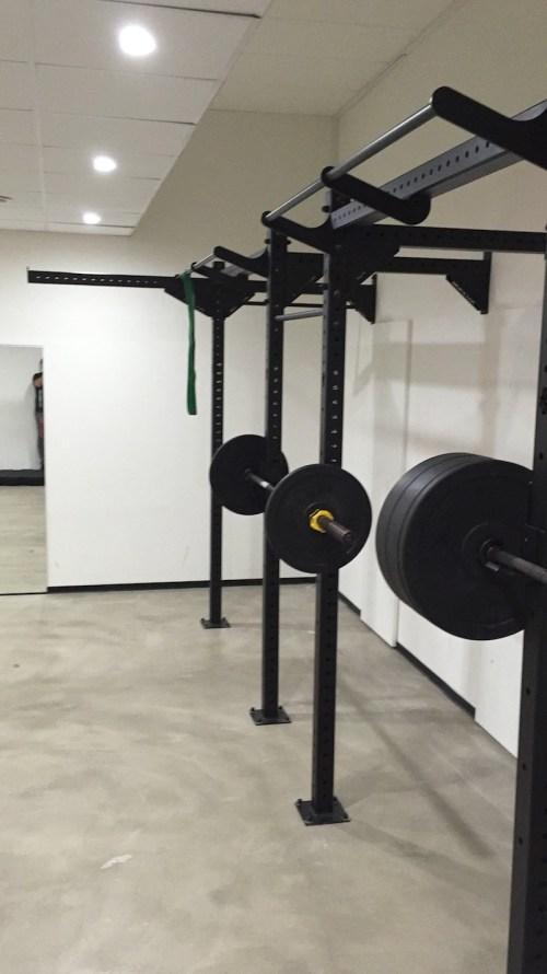 Home gym selber bauen  Crossfit Garage Gym selbst aufbauen | Super Pump