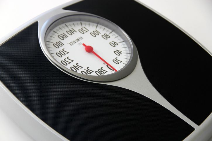 Warum Gewicht schwankt