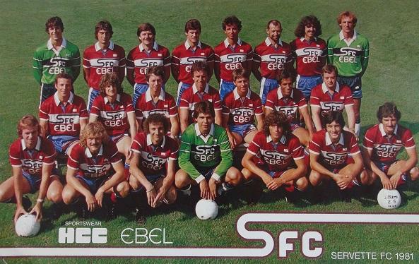 SERVETTE FC 198081