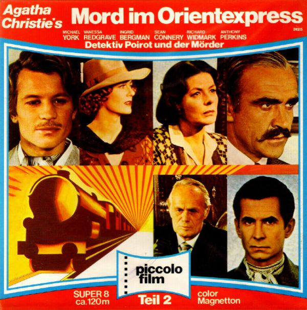 ROBBY'S SUPER-8 HOMEPAGE - Mord im Orient-Express