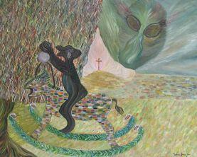 """Loris (Lorenzo Gassi), """"Paura e angoscia dell'autismo"""", 2001"""