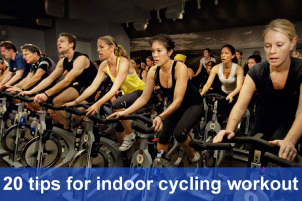 Guide: 20 Tips  For Better Indoor Cycling Workouts