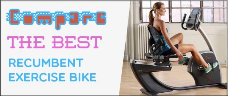 best recumbent exercise bike