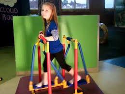 Indoor Gym Equipment for Kids - Air Walker