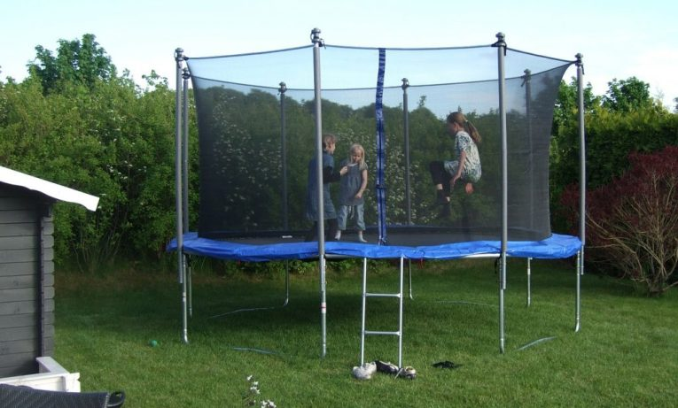 trampoline-gym equipment