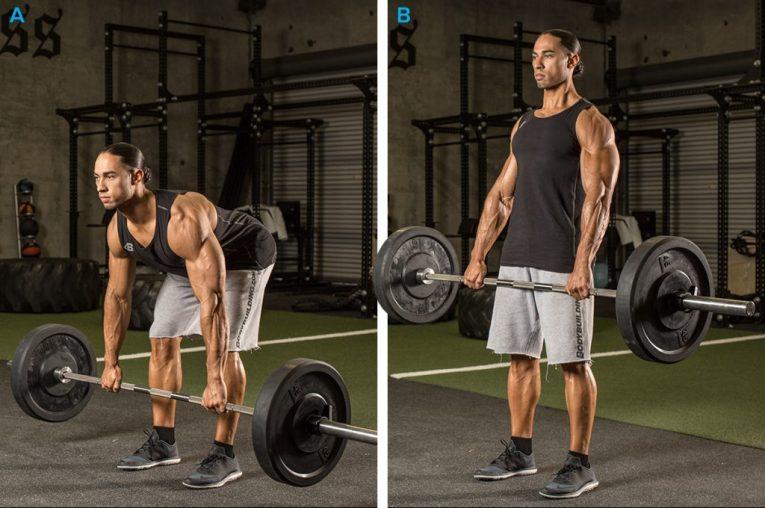 powerlifting training programs - Deadlift