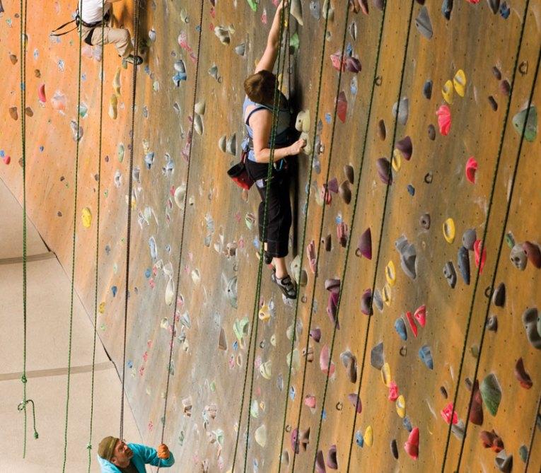 indoor rock climbing techniques