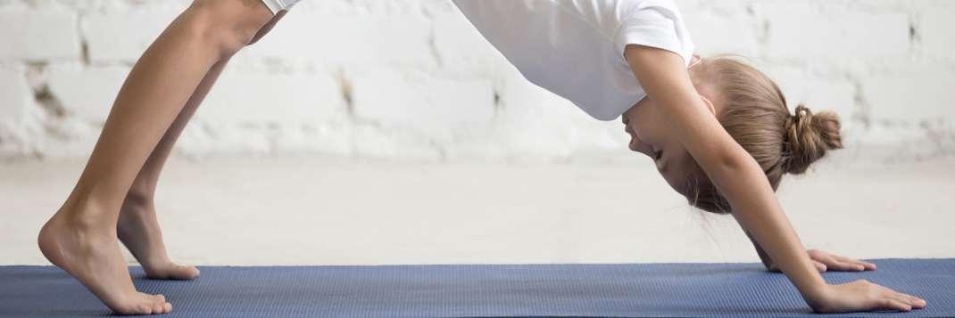 Andréa BUDILLON cours de Yoga enfants enfance concentration résultats scolaires activité Naturopathie