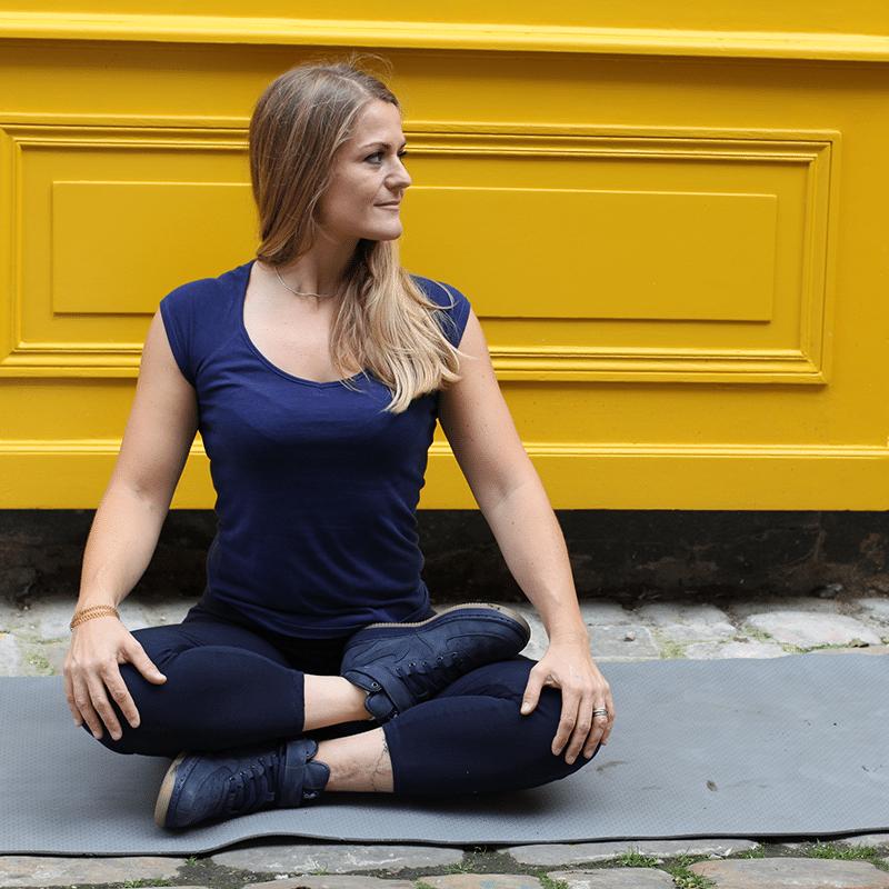 Andrea Budillon yoga yogatherapie naturopathie