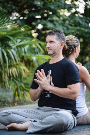 Blaž Bertoncelj Céline Louis yogathérapie