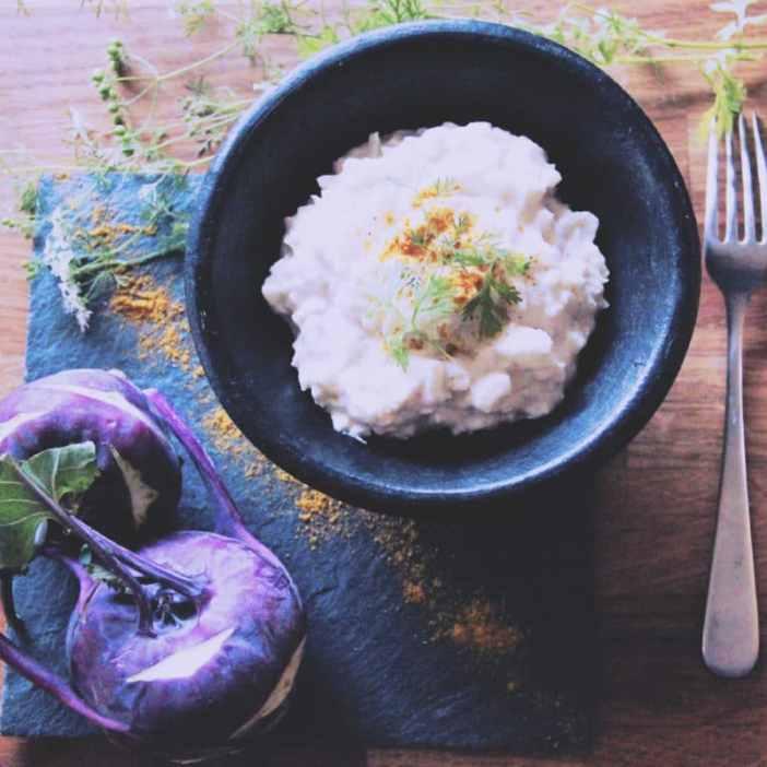 curry chou rave cru cuisine crue vitamines enzymes alimentation recette naturopathie naturopathe