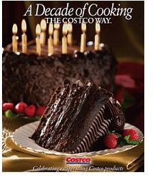 Costco gratis libro de cocina este viernes negro for Macy s articulos de cocina