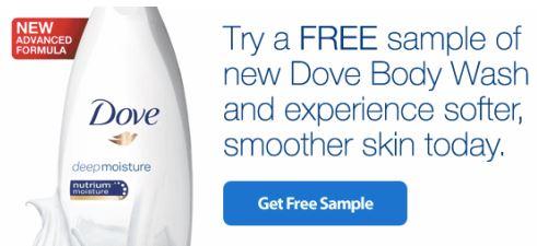 dove-free-sample