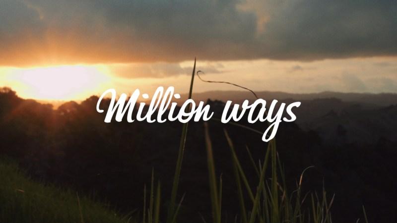 The Million Ways I Love You