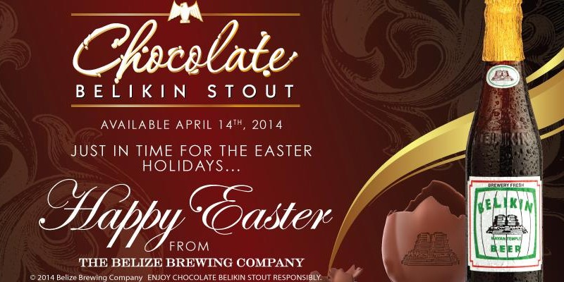Chocolate Belikin Stout