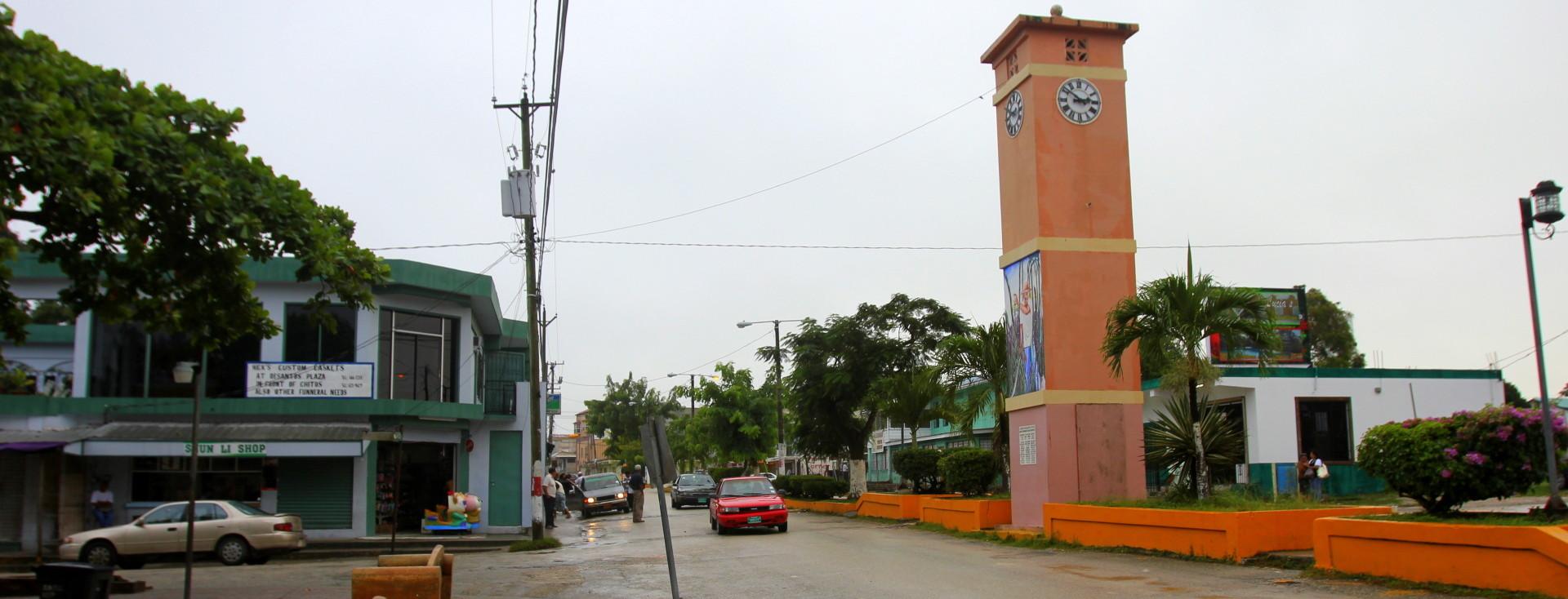 Orange Walk Town
