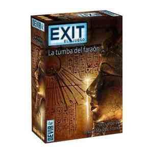 Jeu de société Exit La Tumba del Faraón Devir (ES)