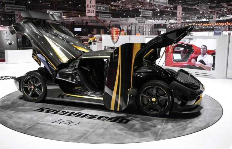 2013 Koenigsegg Agera S