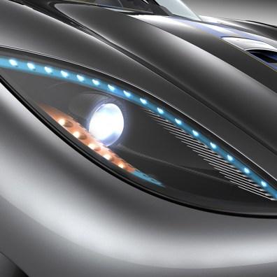 2010 Koenigsegg Agera