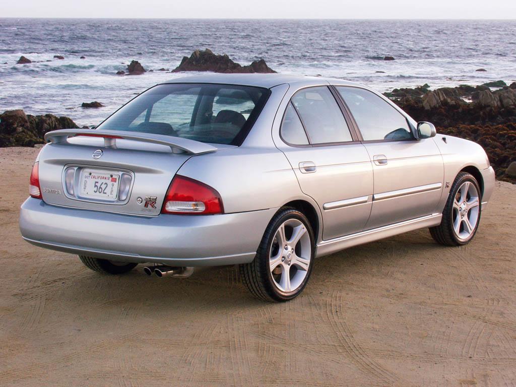 5 Manual Se Sentra 2 Repair Nissan 2002 Car R
