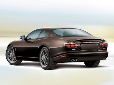 2005 Jaguar XKR Victory Edition