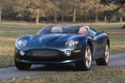 2000 Jaguar XK180 Concept