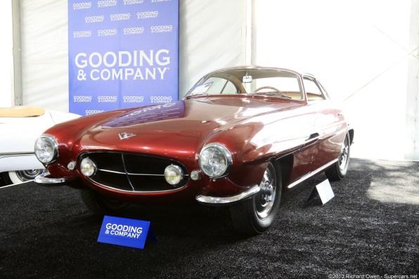 The 2013 Amelia Island Auction by Gooding & Company