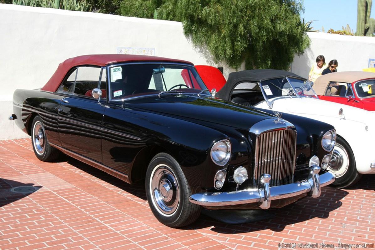 1959→1962 Bentley S2 Continental Drophead Coupé