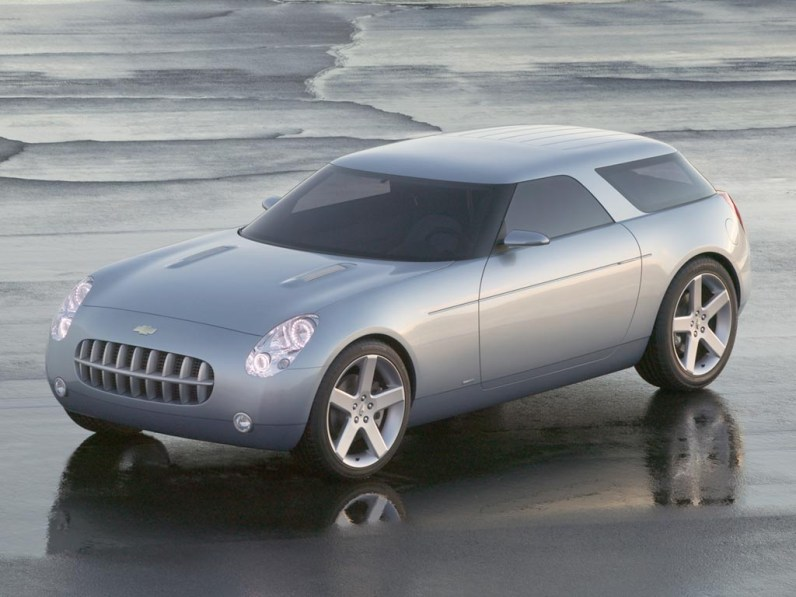 2004 Chevrolet Nomad Concept