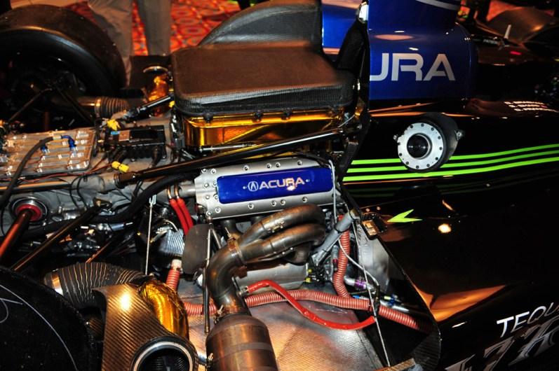 2009 Acura ARX-02a