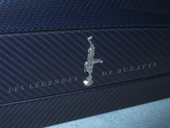2013 Bugatti 16/4 Veyron Grand Sport Vitesse 'Jean-Pierre Wimille'