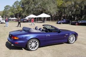 1999→2004 Aston Martin DB7 Vantage Volante