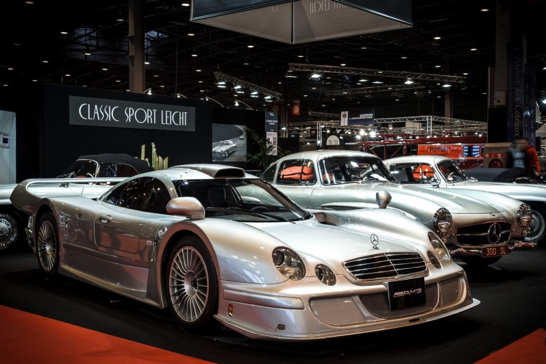1998 Mercedes-Benz CLK LM Straßenversion