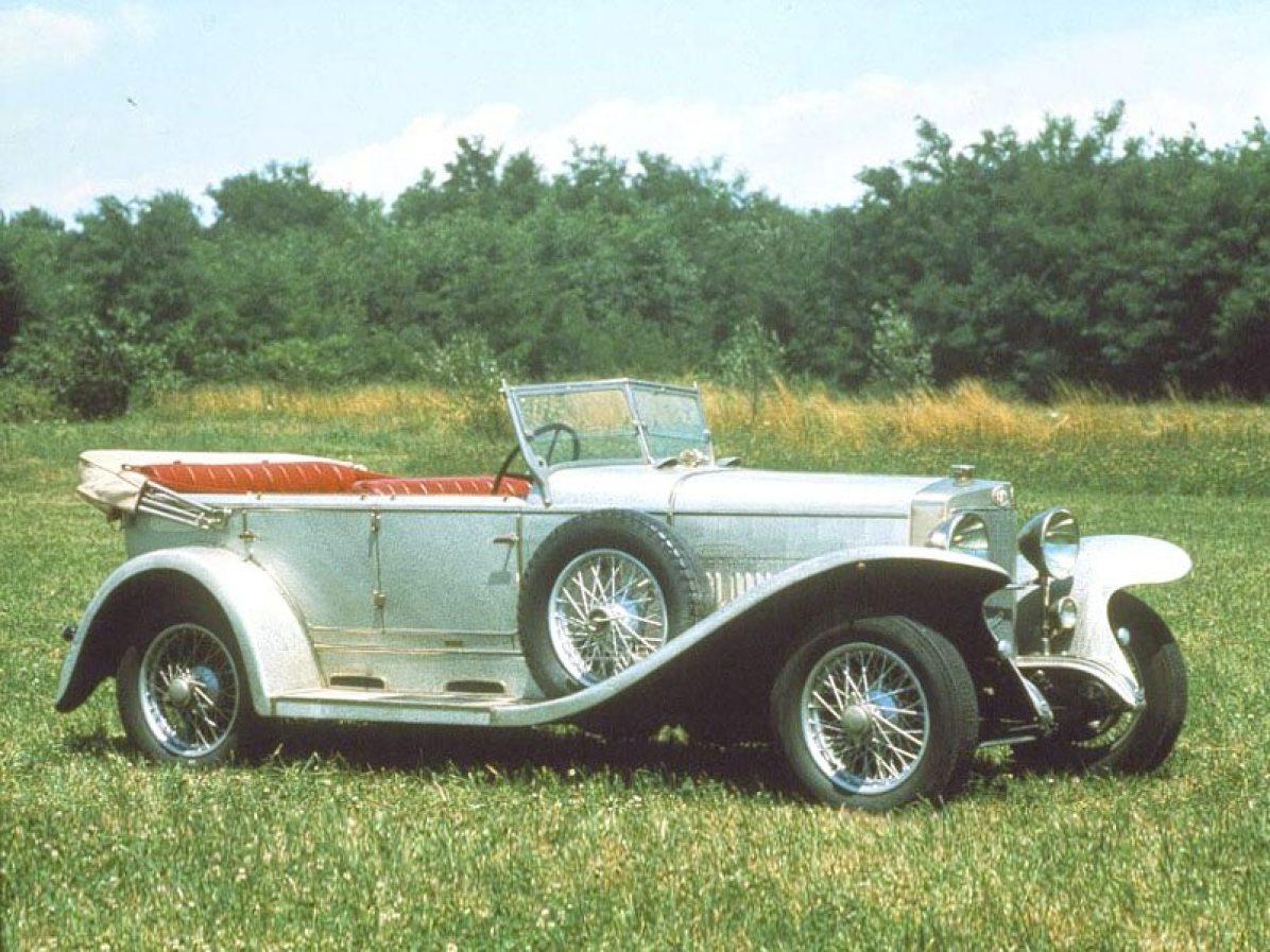 1922 Alfa Romeo RL