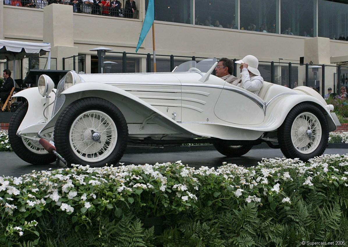 1931 Alfa Romeo 6C 1750 'Flying Star'
