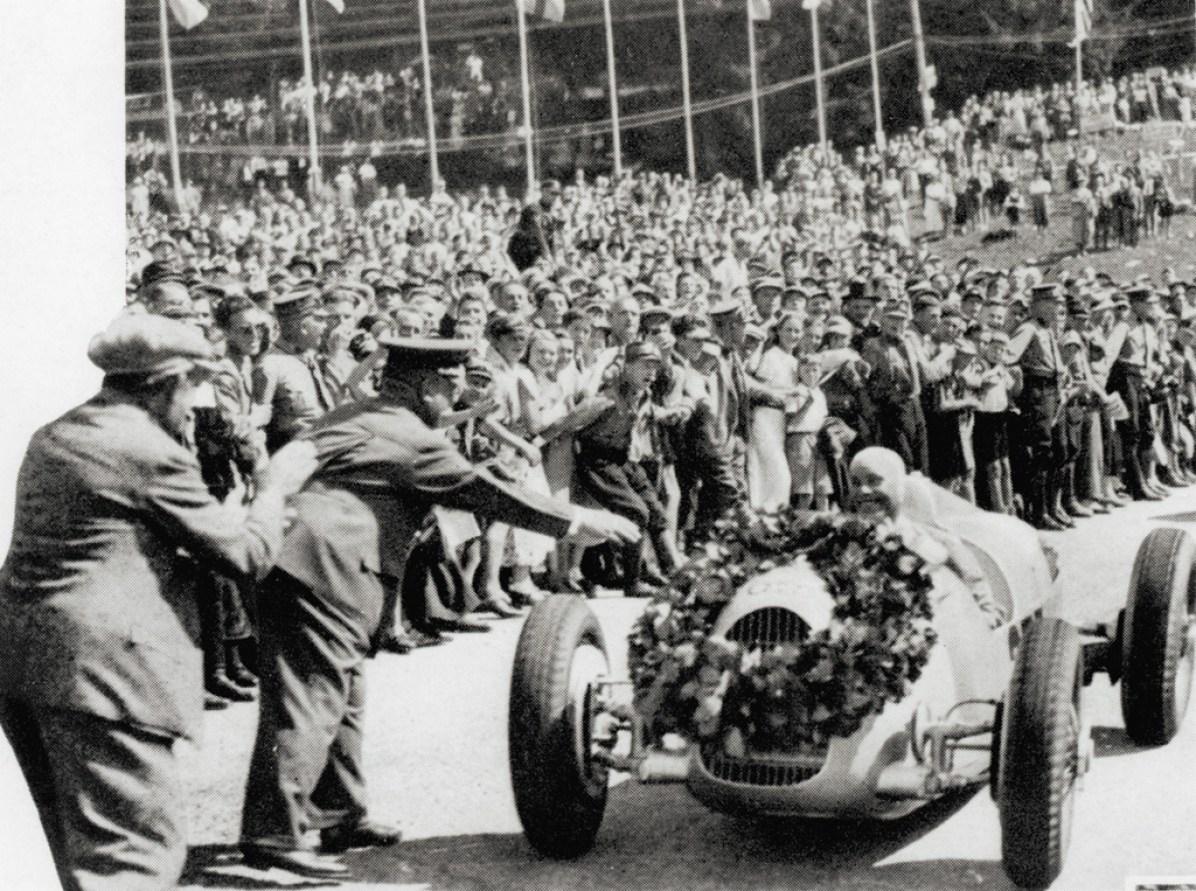 1935→1935 Auto Union Typ B