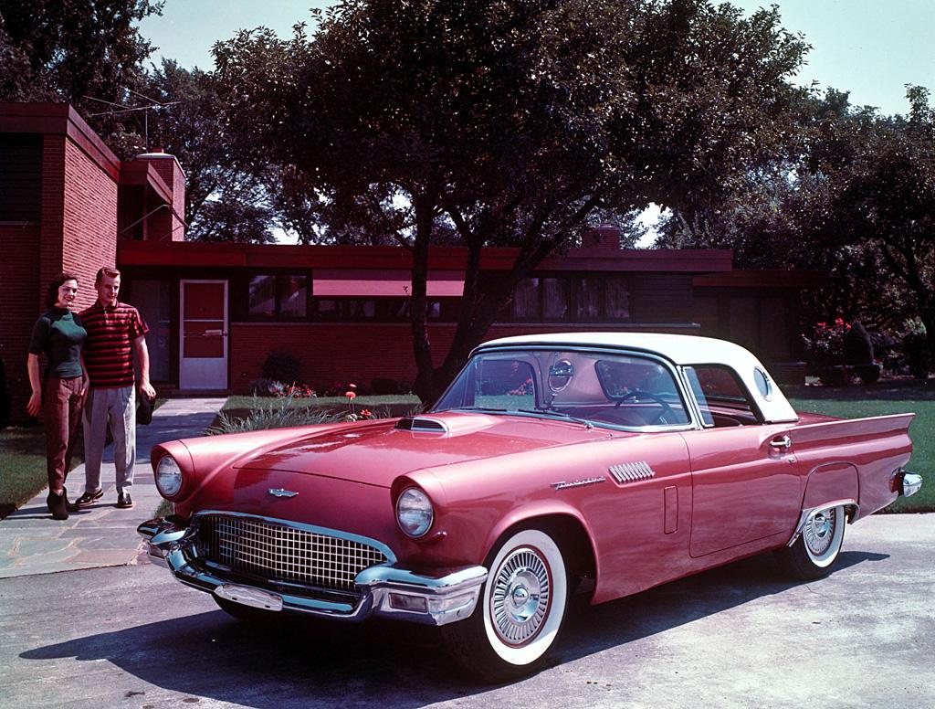 1957 ford bimini concept car