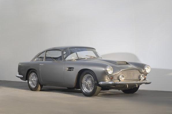 1958→1959 Aston Martin DB4 Series I
