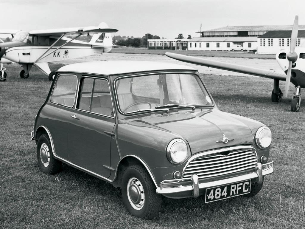 1962 Morris Mini Cooper S Review
