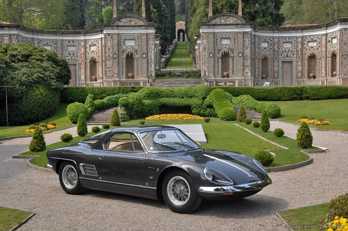 1963 ATS 2500 GT