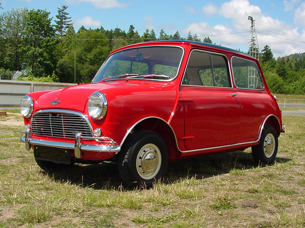 1963 Austin Mini Cooper S   Review   SuperCars net 1963 Austin Mini Cooper S