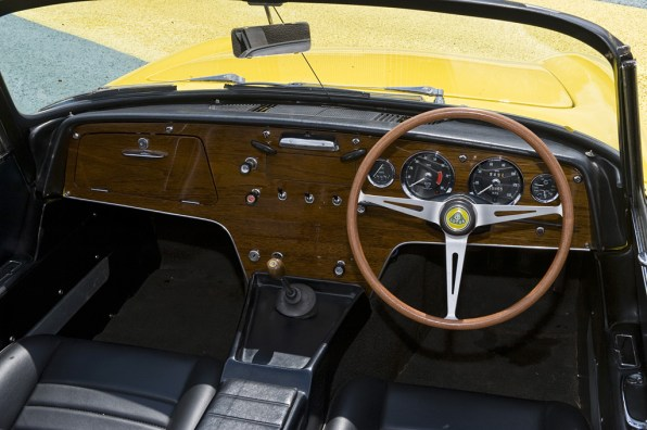 1964→1966 Lotus Elan S2