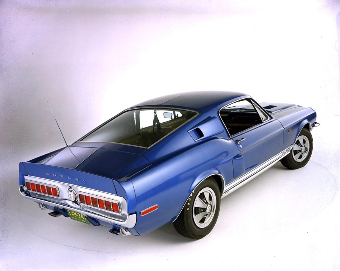 1968 Shelby GT500KR Fastback