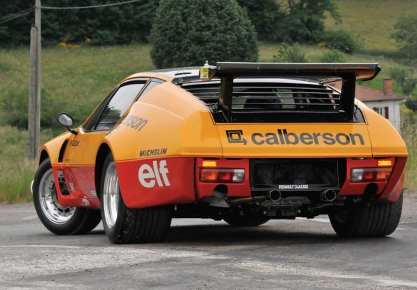 1976→1984 Renault Alpine Group B