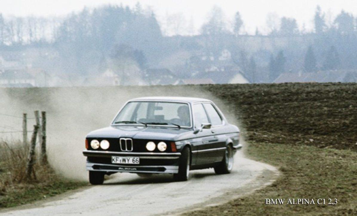 1980→1983 Alpina C1