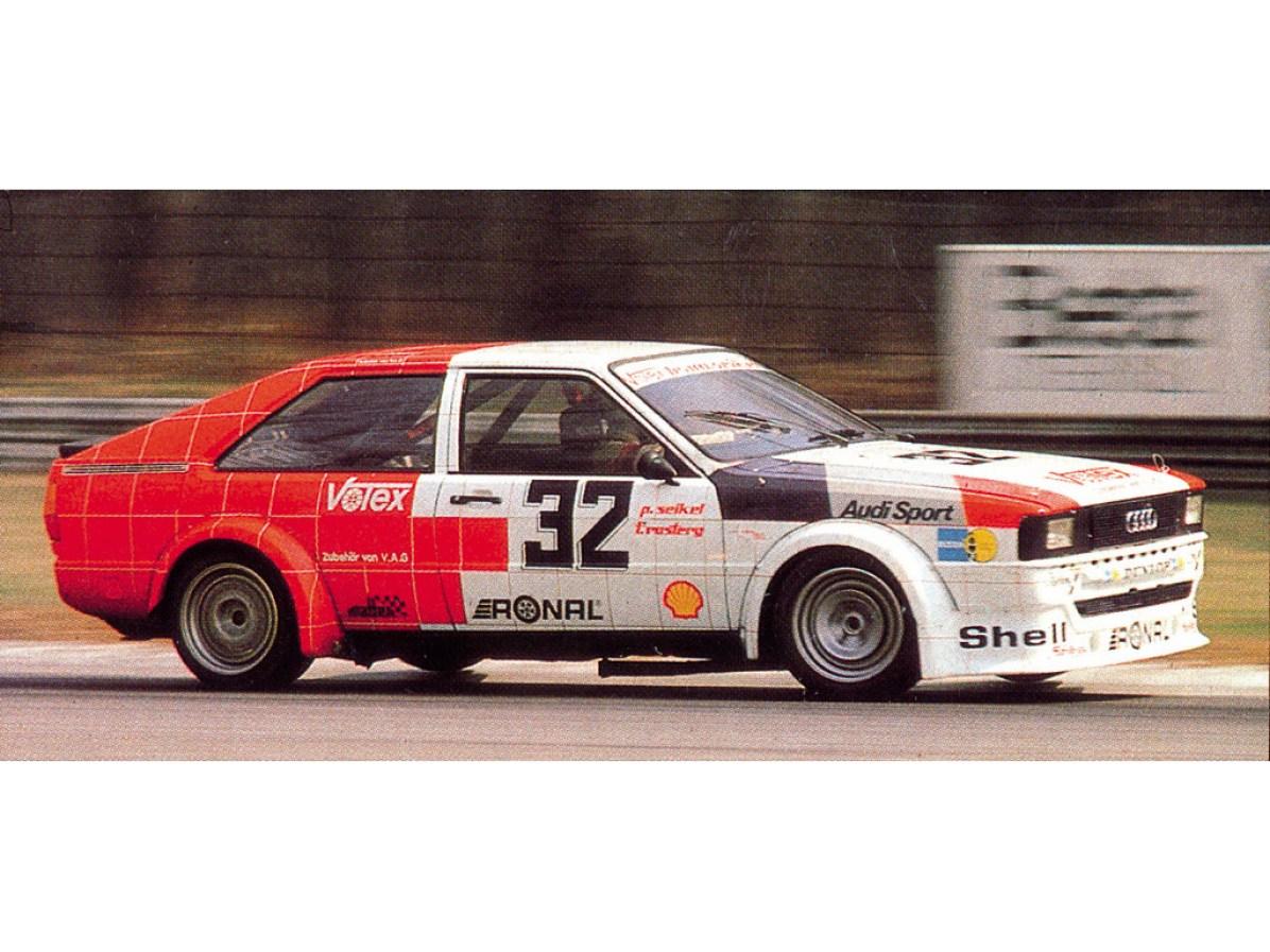 1981 Audi Coupé GT Tourenwagen G2